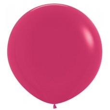 Fashion Raspberry (014) 60cm Sempertex Balloons P3