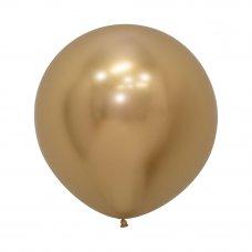 Reflex Gold (970) 60cm Sempertex Balloons P3