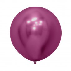 Reflex Fuchsia (912) 60cm Sempertex Balloons P3