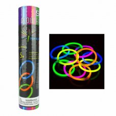 Glow Bracelets 8in 20cm Tube 50