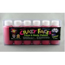 Red Face Paint 60ml