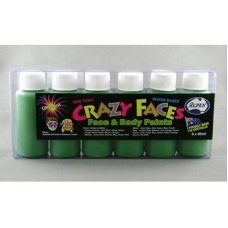 Green Face Paint 60ml