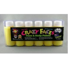 Yellow Face Paint 60ml