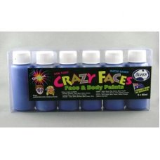 Blue Face Paint 60ml