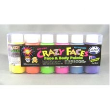 Candy Asstd Face Paint 60ml