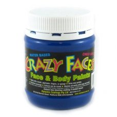Blue Face Paint 250ml