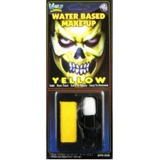 Yellow (WPE-050) Body Art Paint with applicator P1