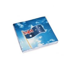 Australian Flag Lunch Napkin P16