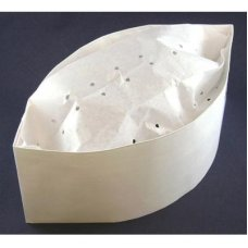 Forage Cap 3in Paper White P100x10