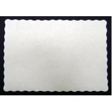 Placemat White 9.5x13.5in (240x342mm) P250x4