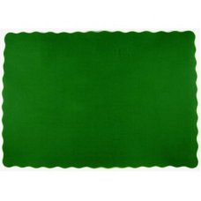 Placemat Dark Green 9.5x13.5in (240x342mm) P250x4
