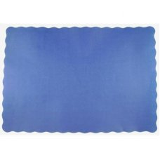 Dark Blue 9.5x13.5in (240x342mm) Placemat P250x4