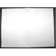 White Straight Traycovers 500x356mm P250x4