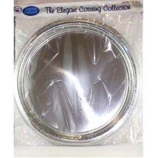 Silver Platter 410mm Round P2