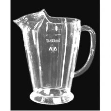 Plastic Beer Jug 1140ml Ctn 12