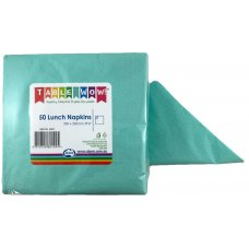 Mint Lunch Napkin 33x33cm 2ply P50