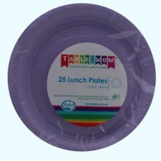 Lavender Lunch Plate P25