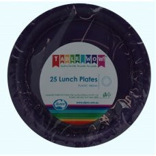 Purple Lunch Plate P25