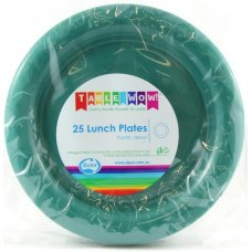 Green Lunch Plate P25