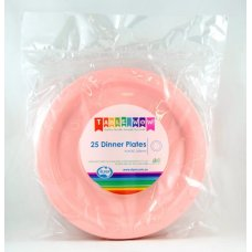 Light Pink Dinner Plate P25