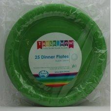 Lime Dinner Plate P25