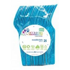 Azure Blue Fork P25