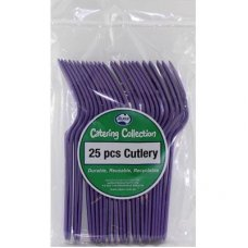 Purple Fork P25