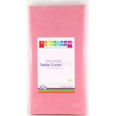 Light Pink Rectangle Tablecover P1