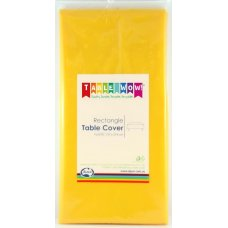 Yellow Rectangle Tablecover P1
