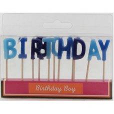 SPECIAL! Birthday Boy Blue 135mm Box