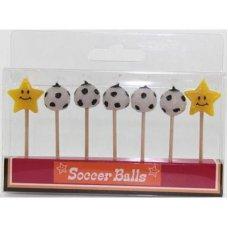 SPECIAL! Soccerballs & Stars 135mm Box