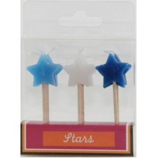 SPECIAL! Stars Blue/White 80mm Box