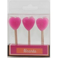 SPECIAL! Heart Pink 80mm Box
