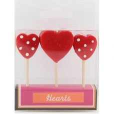 SPECIAL! Hearts Red Asstd 80mm Box