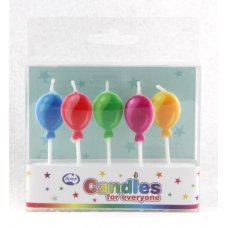 Balloons Candles PVC 5