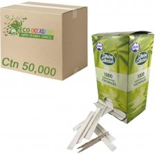 Toothpick Individually Paper Wrapped (50 x Pk1000) Ctn50000