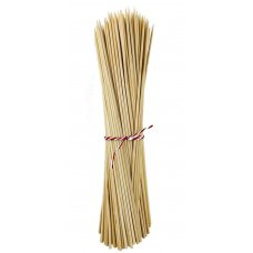 Bamboo Skewer 3mm x 25cm Pack 1000