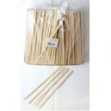 Coffee Stirrers 190 x 5 x 1.3mm Bag 1000