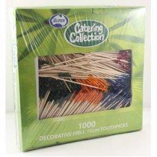 Frill Pick 10cm Box1000 Box 1000