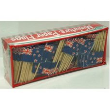 New Zealand Flagpicks Box 500
