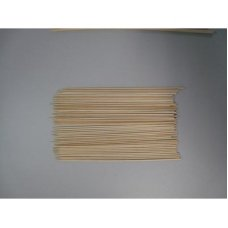 Bamboo Skewer 6in  2mm x 18cm P1000