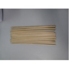 Bamboo Skewer 10in  4mm x 25cm P1000