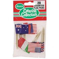 Flagpicks Mixed P20