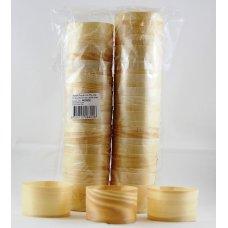 Wooden Cups 5.5x3.5cm P50