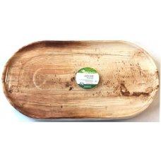 Palm Leaf Platter 22x12inch P10x1