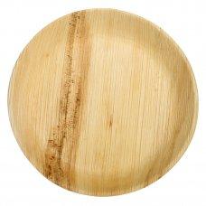 Palm Leaf Round Plate 10inch P10x10