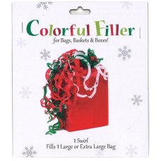 Tissue Swirl Christmas Large Pk1