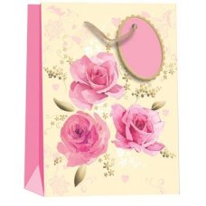 Beautiful Roses (Z309S) Small Gift Bag 1