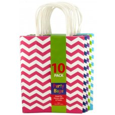 Chevron Asstd (22468) Kraft Gift Bag 1