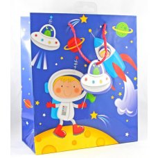 Spaceman (12999) Medium Gift Bag 1